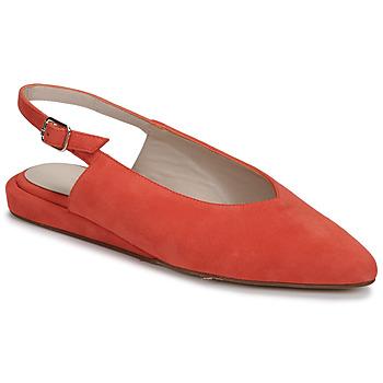 Boty Ženy Baleríny  Fericelli IKIRUA Červená