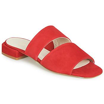 Boty Ženy Dřeváky Fericelli JANETTE Červená