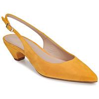 Boty Ženy Lodičky Fericelli JEYONCE Žlutá