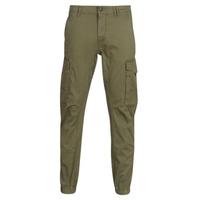 Textil Muži Cargo trousers  Jack & Jones JJIPAUL Khaki