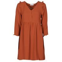 Textil Ženy Krátké šaty Betty London JOELIE Hnědá