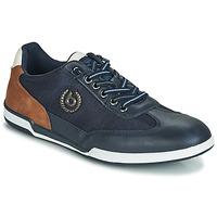 Boty Muži Nízké tenisky Bugatti TIPPA Modrá