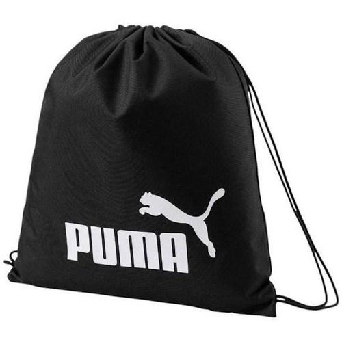 Taška Batohy Puma Phase Gym Sack Černé
