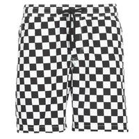 Textil Muži Kraťasy / Bermudy Vans RANGE SHORT 18 Černá / Bílá
