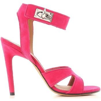 Boty Ženy Sandály Givenchy BE300FE005 675 Fucsia