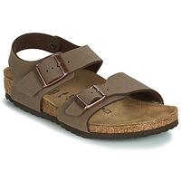 Boty Chlapecké Sandály Birkenstock NEW YORK Hnědá
