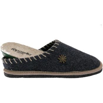 Boty Ženy Pantofle Riposella RIP2611bl blu