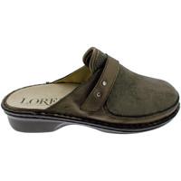 Boty Ženy Pantofle Calzaturificio Loren LOM2741ta tortora