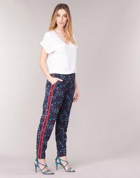 Textil Ženy Turecké kalhoty / Harémky Kaporal BABY Tmavě modrá / Vícebarevná