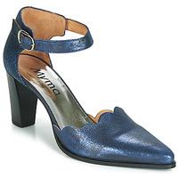 Boty Ženy Lodičky Myma GLORIA Tmavě modrá