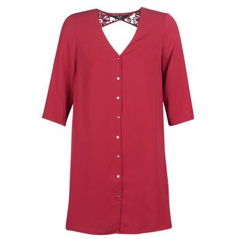 Textil Ženy Krátké šaty Vero Moda VMRICKY Bordó