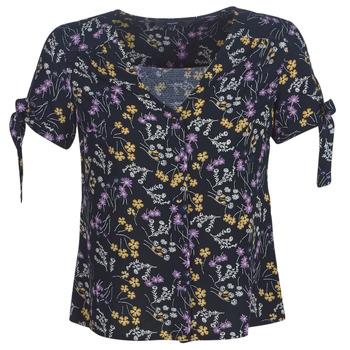 Textil Ženy Halenky / Blůzy Vero Moda VMLOTUS Černá