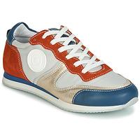 Boty Ženy Nízké tenisky Pataugas IDOL/MIX Oranžová / Béžová / Modrá