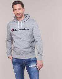 Textil Muži Mikiny Champion 212940-GRLTM Šedá