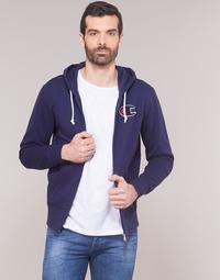 Textil Muži Mikiny Champion 212941-ECL Tmavě modrá