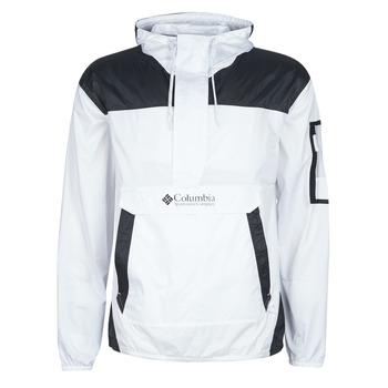 Textil Muži Větrovky Columbia CHALLENGER WINDBREAKER Bílá / Černá