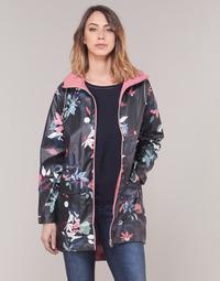 Textil Ženy Parky S.Oliver 04-899-61-5060-90G17 Tmavě modrá