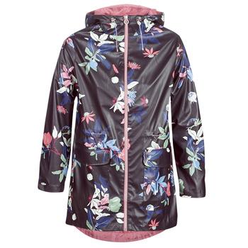 Textil Ženy Parky S.Oliver 04-899-61-5060-90G17 Tmavě modrá / Vícebarevná