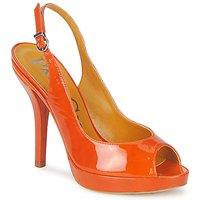 Boty Ženy Sandály Paco Gil STAR FIZO Oranžová