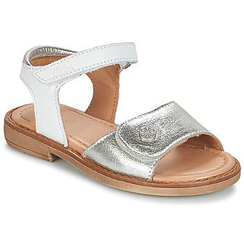 Boty Dívčí Sandály Aster TRIXY Stříbrná