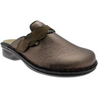 Boty Muži Pantofle Calzaturificio Loren LOM2743pi grigio