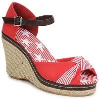 Boty Ženy Sandály StylistClick PATTY Červená
