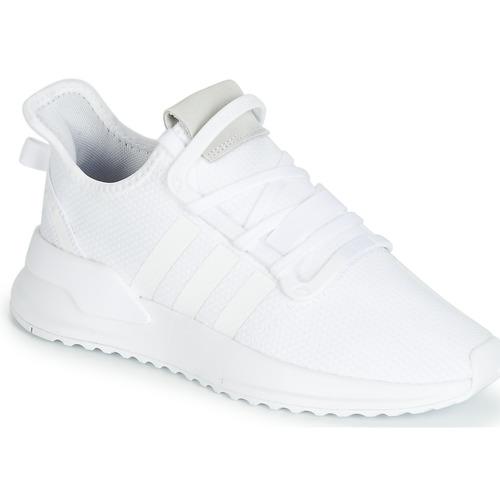 Boty Muži Nízké tenisky adidas Originals U_PATH RUN Bílá
