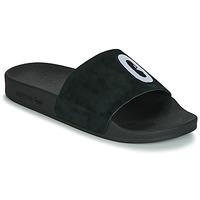 Boty Ženy Dřeváky adidas Originals ADILETTE W Černá