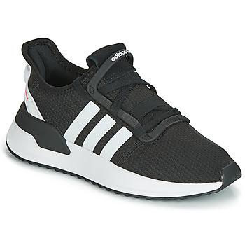 Boty Děti Nízké tenisky adidas Originals U_PATH RUN J Černá