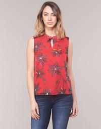 Textil Ženy Halenky / Blůzy One Step CLODIA Červená