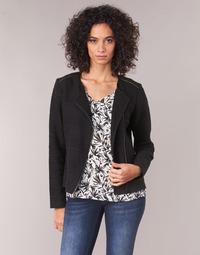 Textil Ženy Saka / Blejzry One Step ROBI Černá