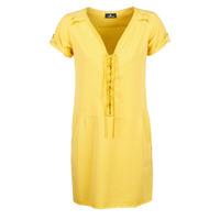 Textil Ženy Krátké šaty One Step PATRICIA Žlutá