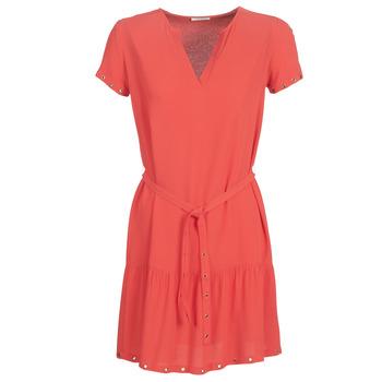 Textil Ženy Krátké šaty Ikks BN30115-35 Korálová