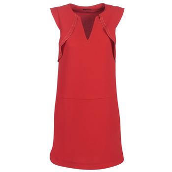 Textil Ženy Krátké šaty Ikks BN31075-36 Červená