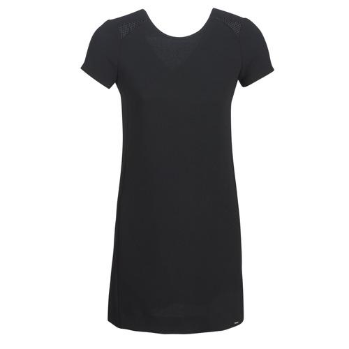 Textil Ženy Krátké šaty Ikks BN30105-02 Černá