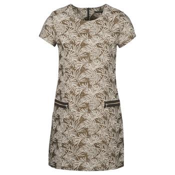 Textil Ženy Společenské šaty Ikks BN30165-65 Khaki / Béžová