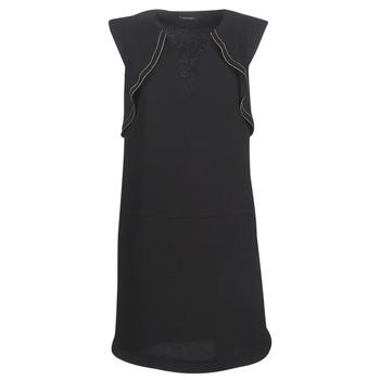 Textil Ženy Krátké šaty Ikks BN31075-02 Černá