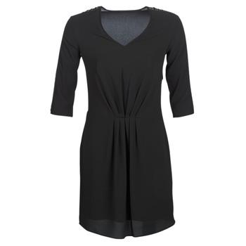 Textil Ženy Krátké šaty Ikks BN30015-02 Černá