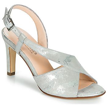 Boty Ženy Sandály Peter Kaiser OPRAH Stříbrná