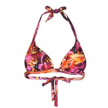 Textil Ženy vrchní  a spodní díl Banana Moon SIMO TROPISUN Růžová / Vícebarevná
