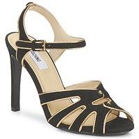 Boty Ženy Sandály Moschino MA1604 Černá