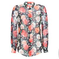 Textil Ženy Košile / Halenky Guess CLOUIS Černá / Vícebarevná