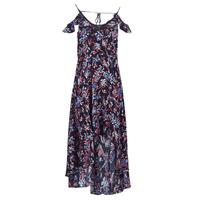 Textil Ženy Společenské šaty Guess BORA Černá / Vícebarevná