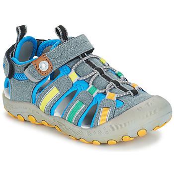 Boty Chlapecké Sportovní sandály Gioseppo 43008 Šedá / Vícebarevná