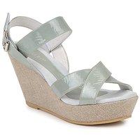 Boty Ženy Sandály Regard RAGA Zelená / Světlá