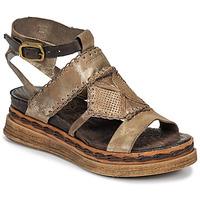 Boty Ženy Sandály Airstep / A.S.98 LAGOS Zlatá