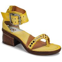 Boty Ženy Sandály Airstep / A.S.98 KENYA Žlutá