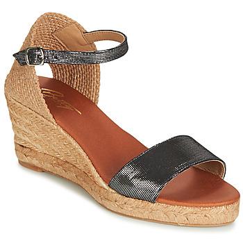 Boty Ženy Sandály Betty London JASSIALE Černá