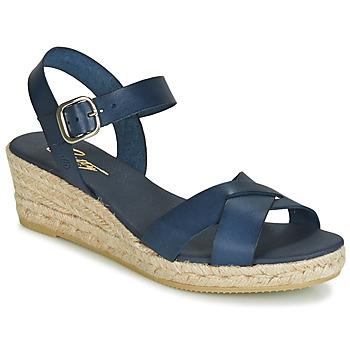 Boty Ženy Sandály Betty London GIORGIA Tmavě modrá