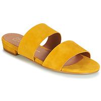 Boty Ženy Dřeváky Betty London JISTINE Žlutá